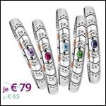Flexi-Armband lila M-L
