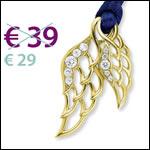 Anhänger Angel Wings 2850
